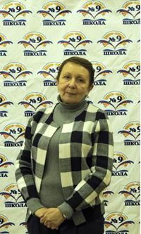 Марина Лорьевна