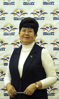 Роза Халимовна